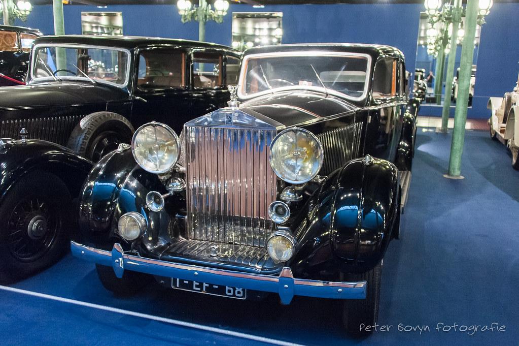 Rolls-Royce Phantom III Saloon - 1938
