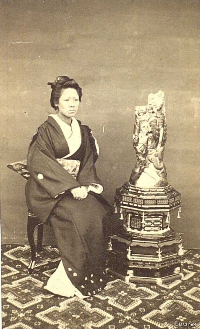 Портрет супруги Соэсима