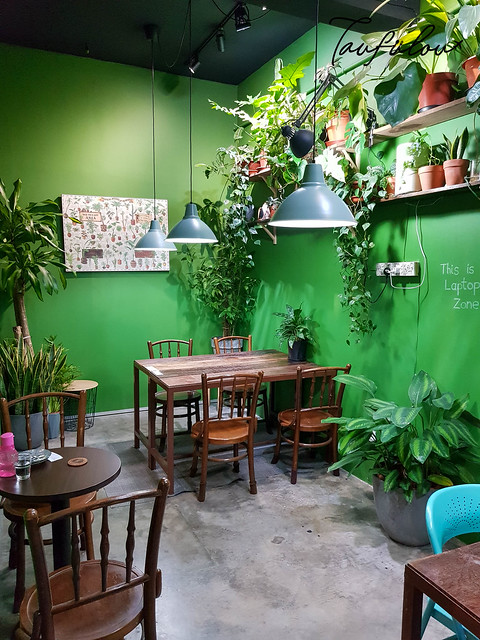 cafe in bandar puteri