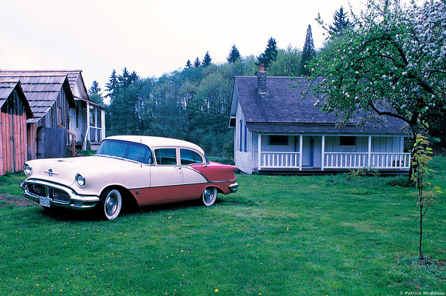 1956 Oldsmobile - Newcastle - Washington State