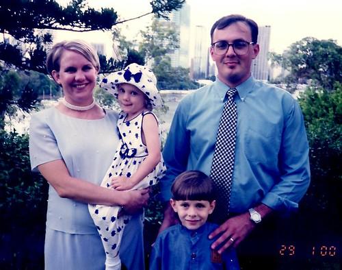 When I was a fulltime mum
