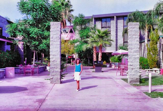 Scottsdale -Arizona - Former Raddison Hotel & Resort - 1991 -