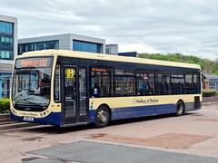 Hulleys of Baslow YJ60 LSL Service X57 Sheffield Interchange