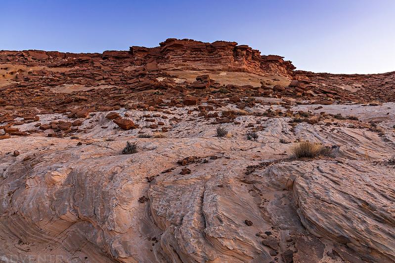 White Sandstone Morning