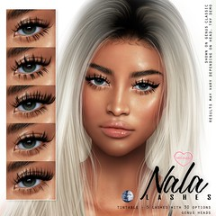 Nala Lashes for Black Fair