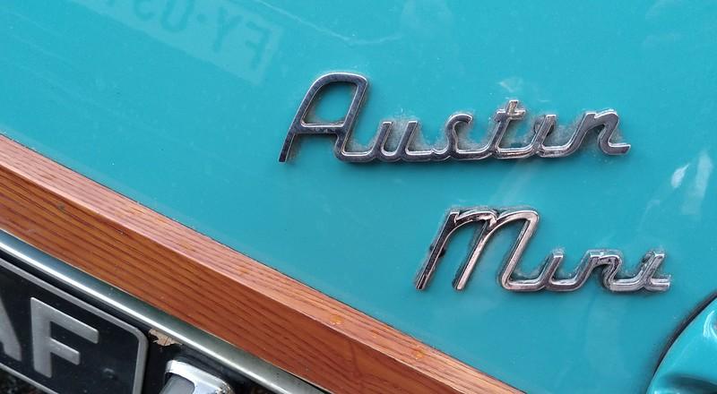 "Austin Mini "" Woody-Wagon "" 51168659350_08c137de90_c"