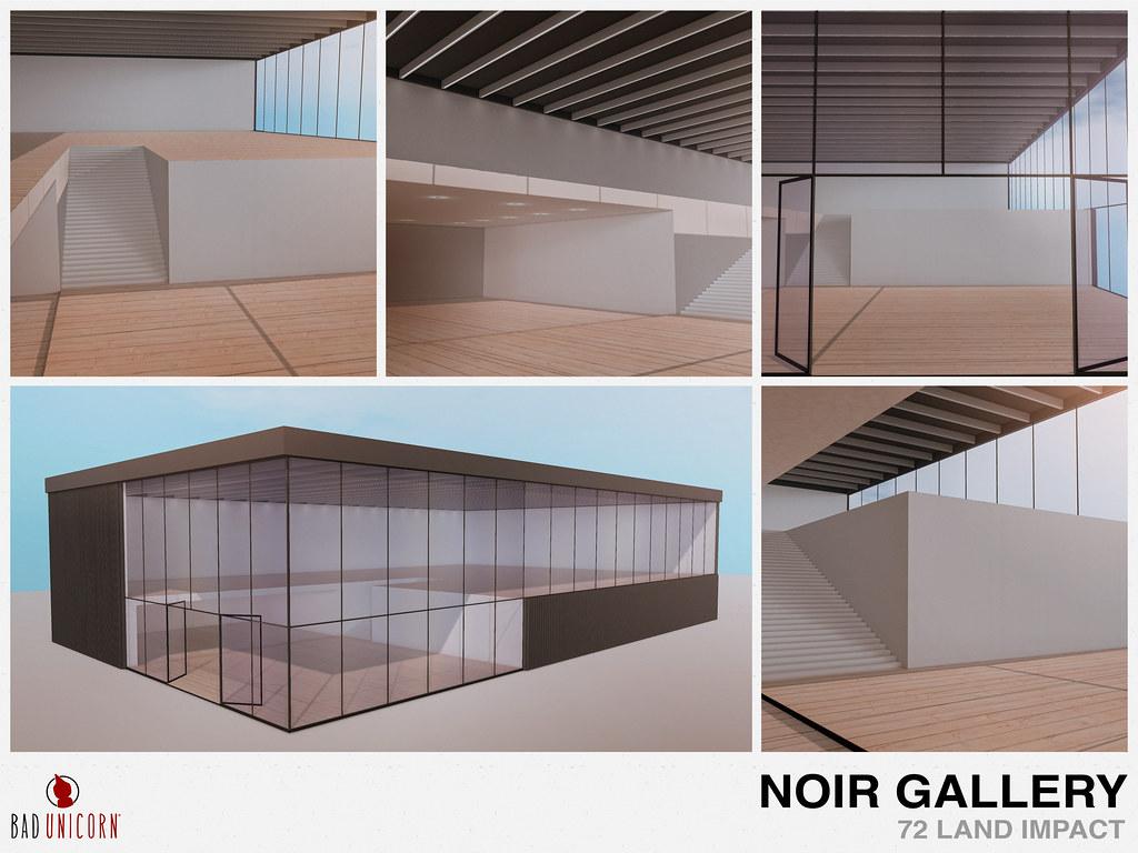 NEW! Noir Gallery @ C88