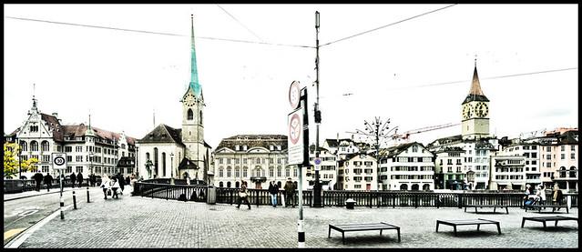 Zurich by Streetcar II