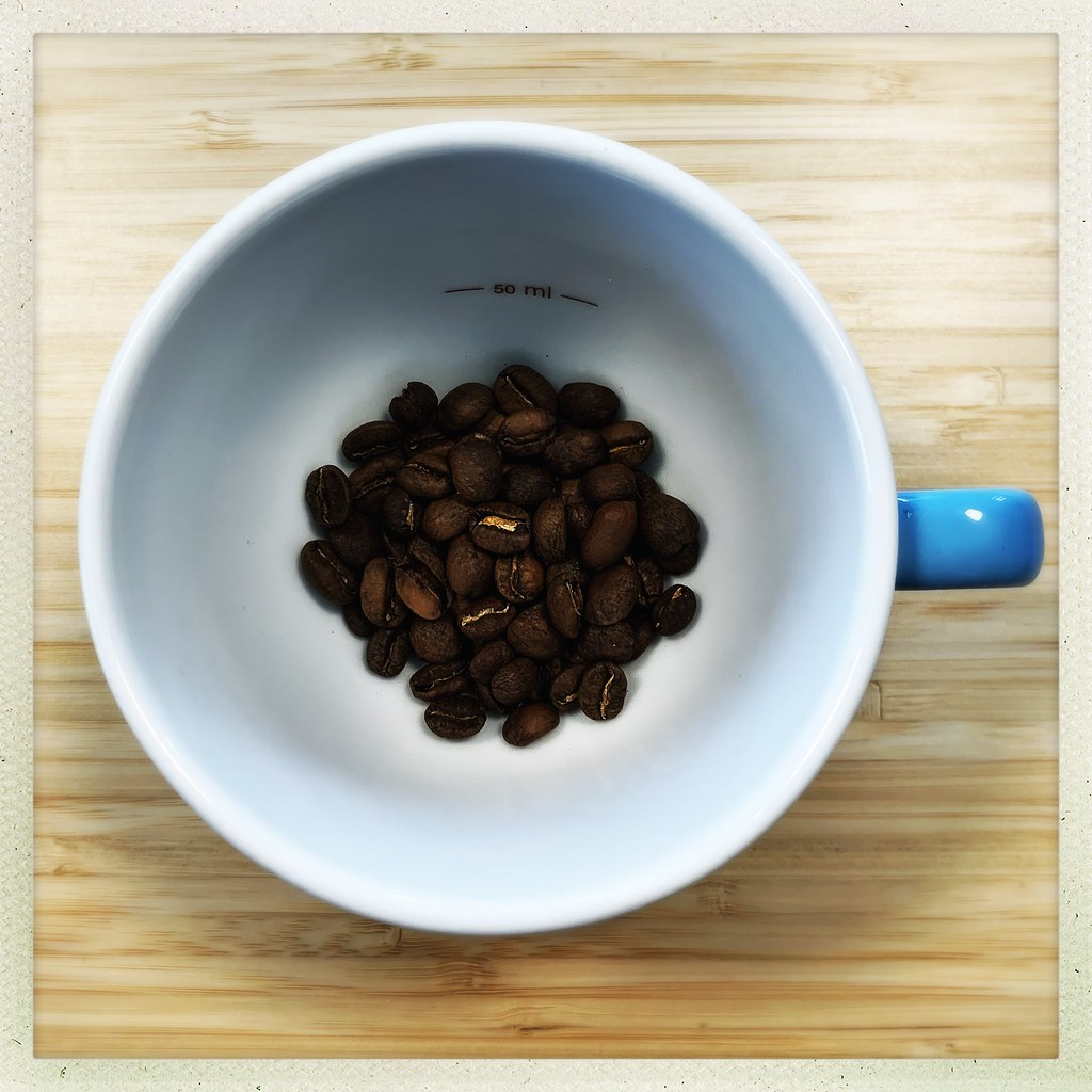 Coffee Chronicles 009 - The Beans