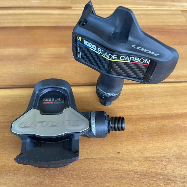Look Keo Blade Carbon Ceramic Pedal