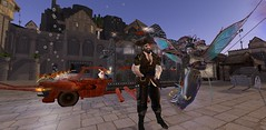 Lobster Bus and Pirate Sam at Fantasy Faire 2021!