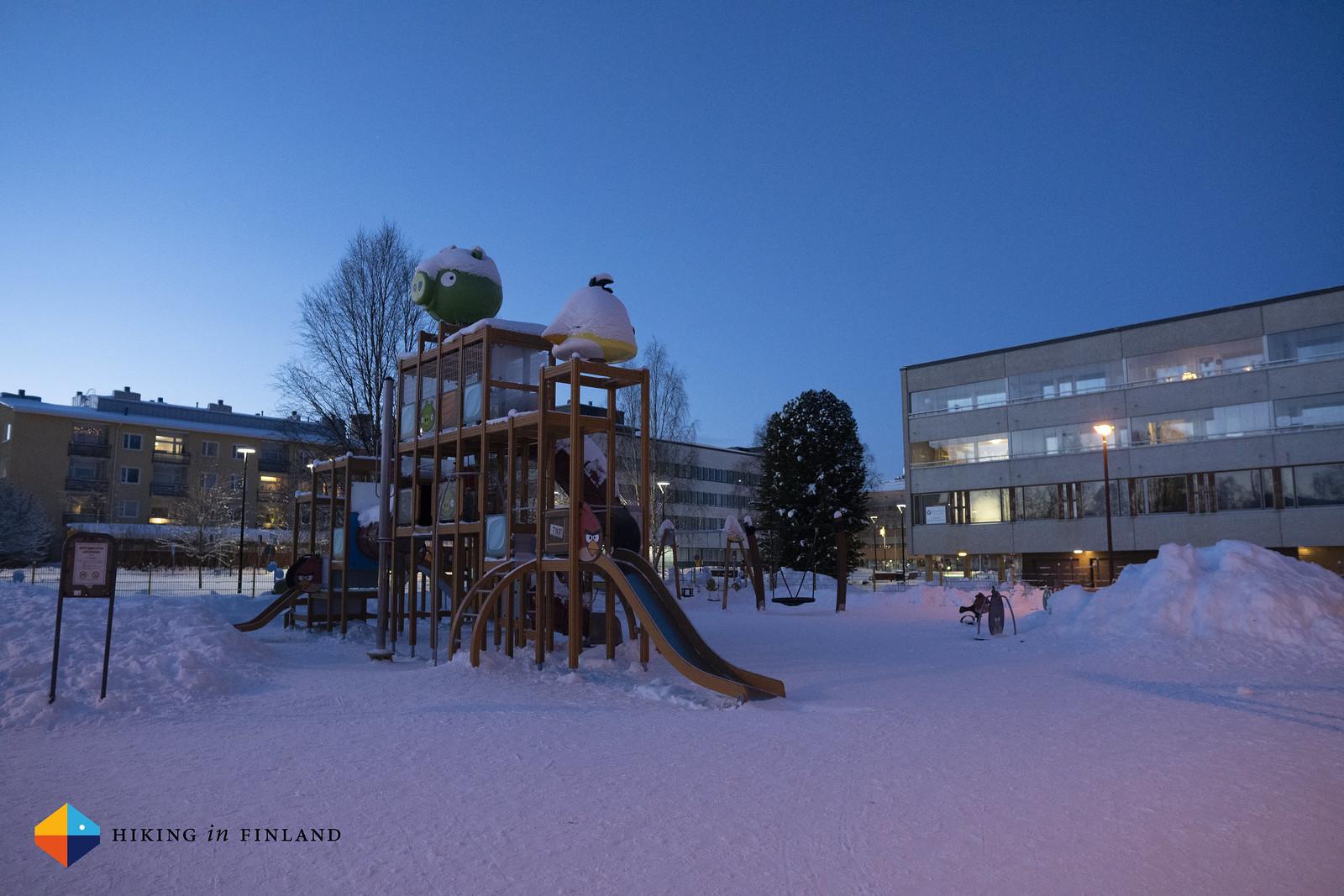 Anfry Birds Park Rovaniemi