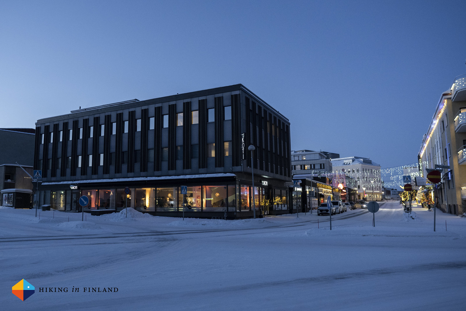 Hostel Café Home in Rovaniemi