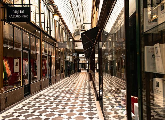 Passage Verdeau - Paris