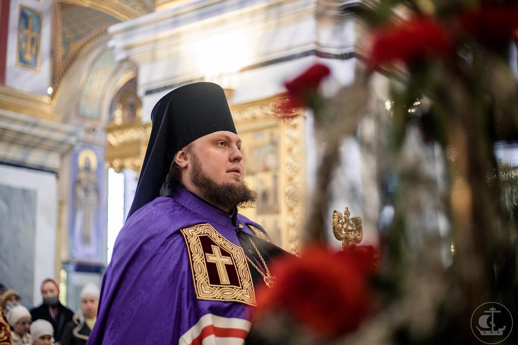 9 мая 2021, Божественная литургия в Воскресенском Новодевичем монастыре / 9 May 2021, Divine Liturgy at the Novodevichy monastery