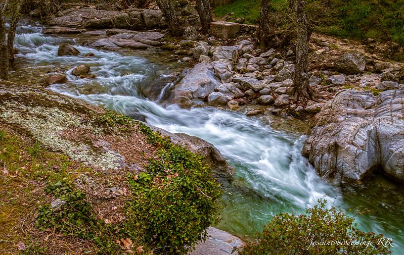 El recorrido del agua