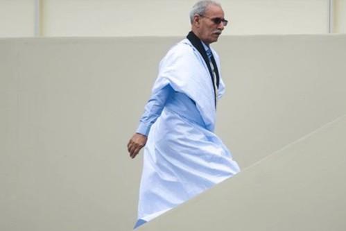 Brahim Gali, en una imagen de archivo