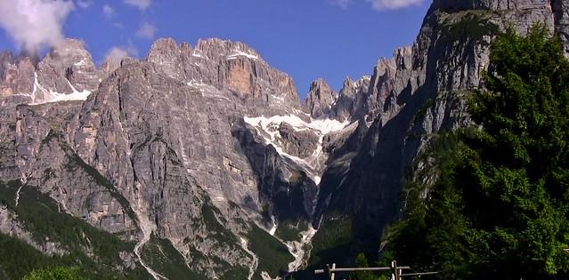 ITALIEN, Vom Pradel  Richtung Brenta-Gebirge(Dolomiten), 79059/13670
