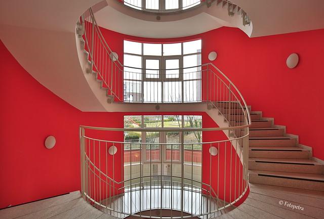 Festplattenfund Treppe Hamburg