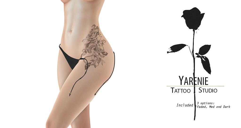 In Rose Tattoo