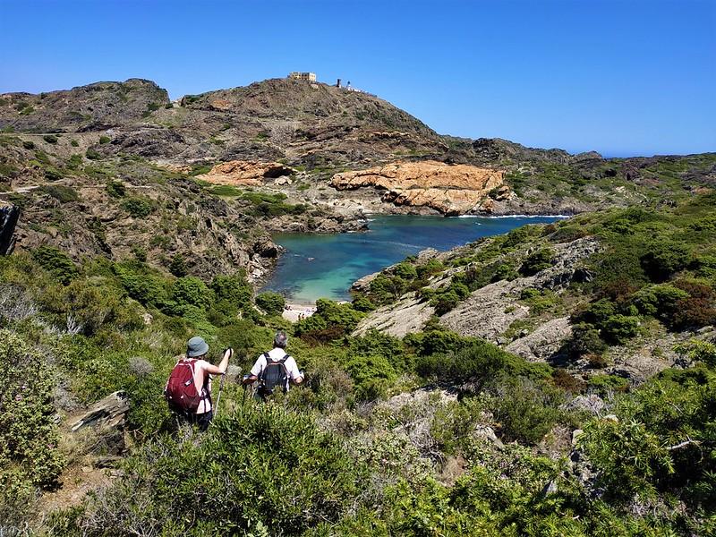 El Parc Natural de Cap de Creus - La Serra de Rodes