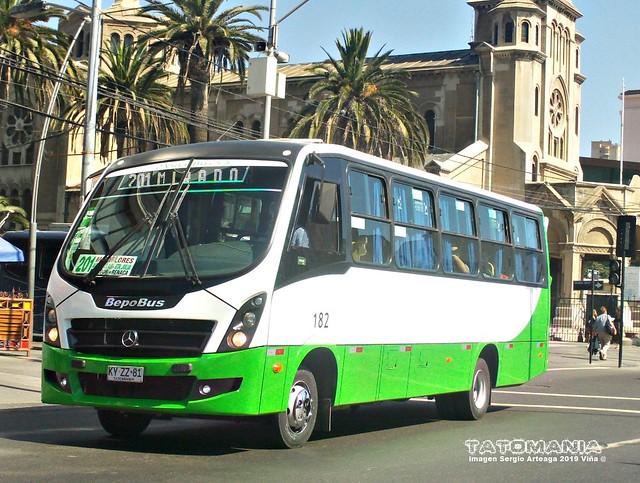 ← Buses Linea 201 Viña ©→