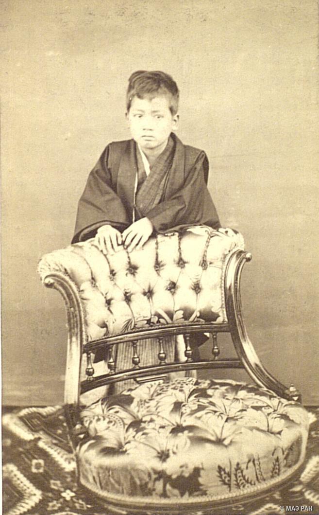Портрет сына Соэсима