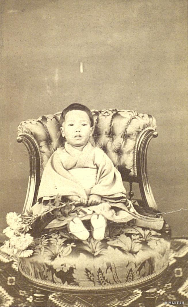 Портрет дочери Соэсима