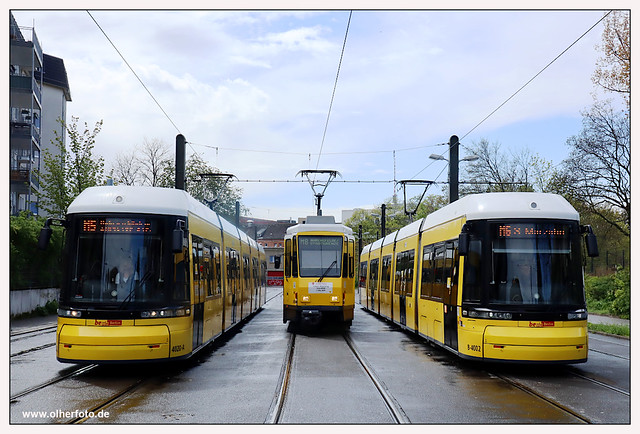 Tram Berlin - 2021-20