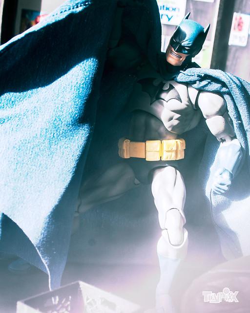 Mafex Batman: Hush 105