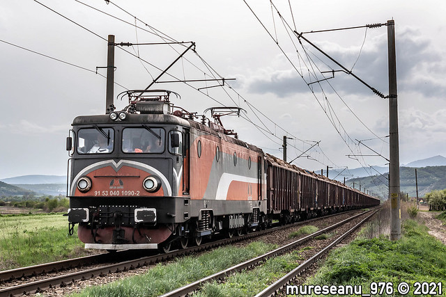 40-1090-2 MMV Rail Romania