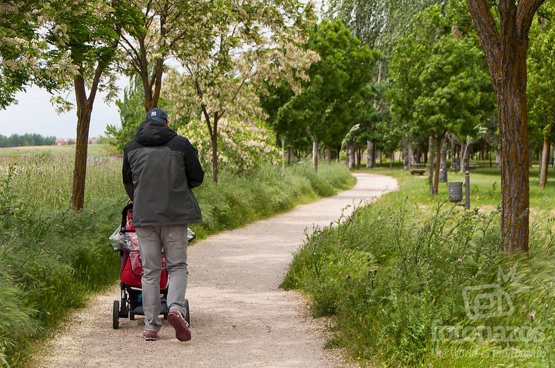 Parque Prado de la Casa en Humanes de Madrid