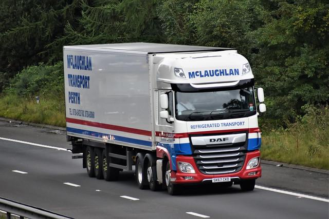 SK67 CKD | McLaughlan Transport