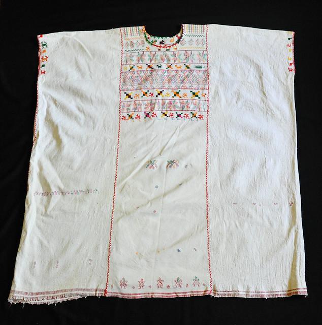 Oaxaca Mexico Mixtec Huipil Textiles