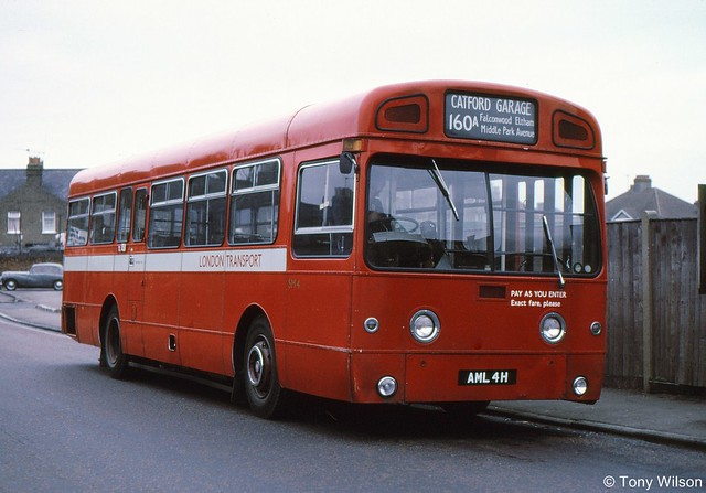 AML4H London Transport SM4