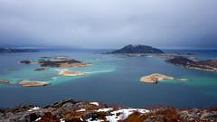 Spring archipelago