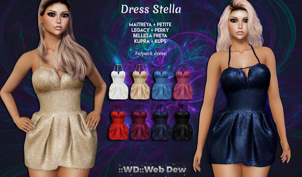 Dress Stella @ ORSY EVENT