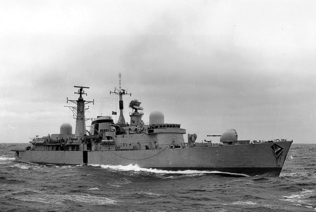 HMS EXETER D89