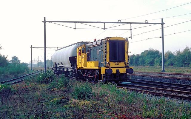 Bediening Zinkwitfabriek Eijsden in 1991