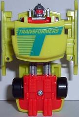 Japanese Gobots Leader Soundwave
