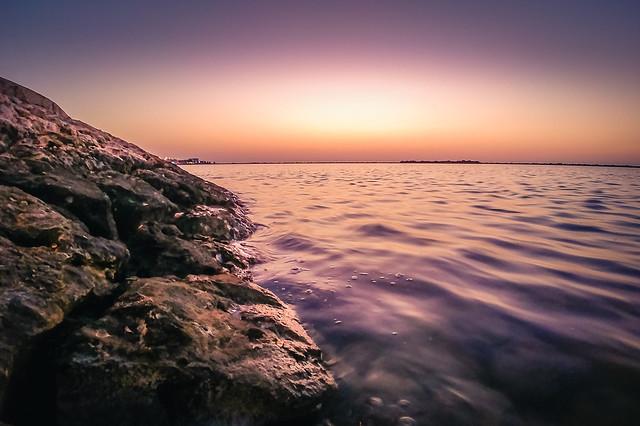 Sunset at Thakira