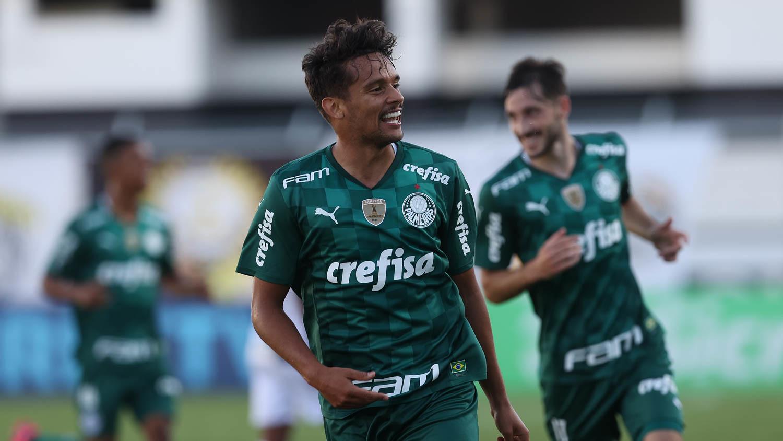Palmeiras vence por 3x0 e se classifica para o mata-mata do Paulistão