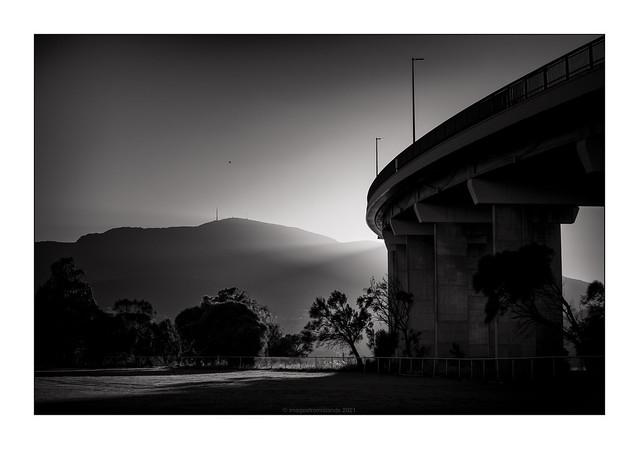 The Bird, The Bridge & The Mountain