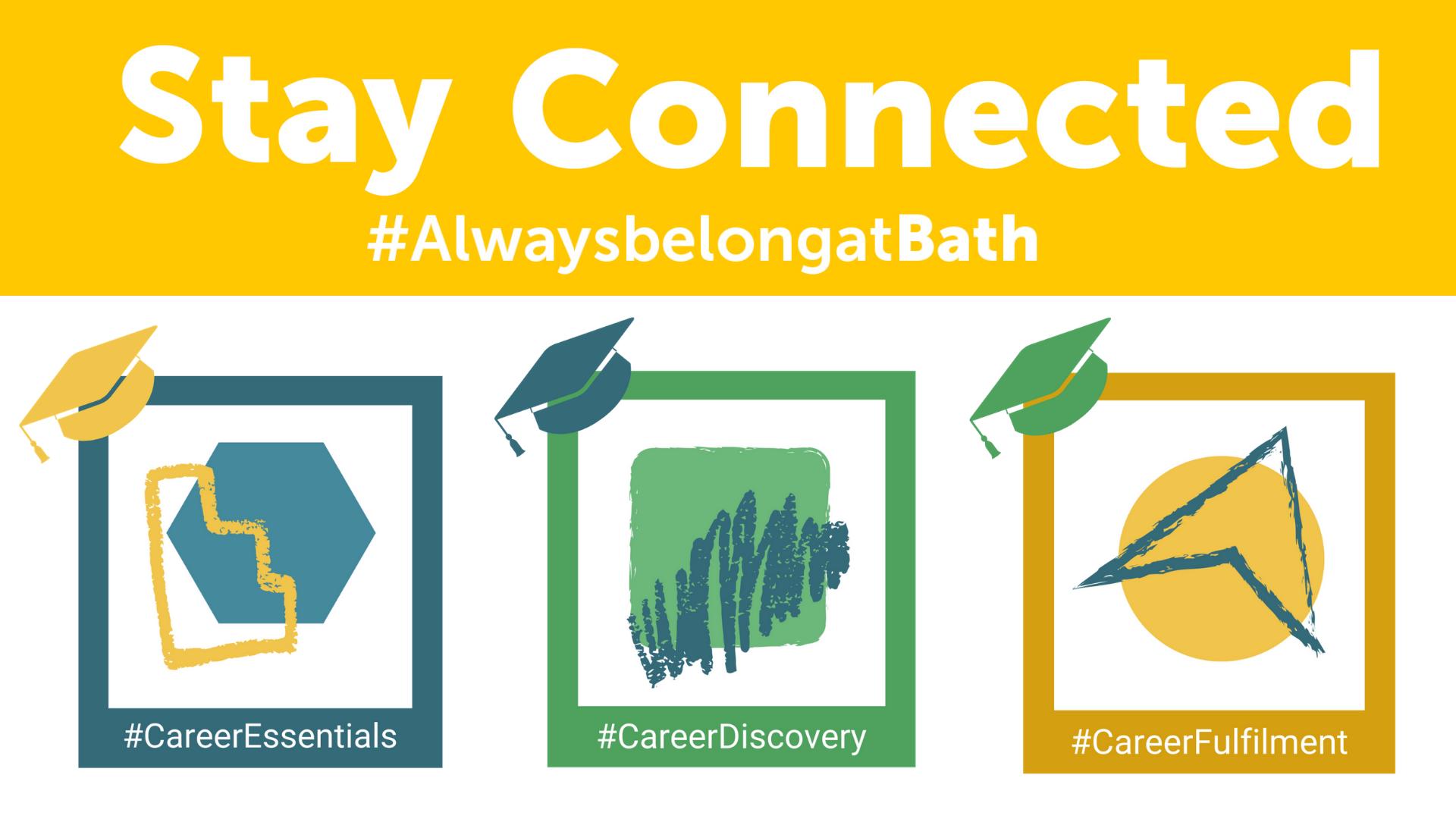 Stay Connected #AlwaysbelongatBath