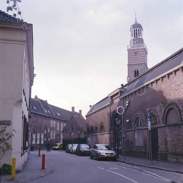 In the Utrecht Binnenstad