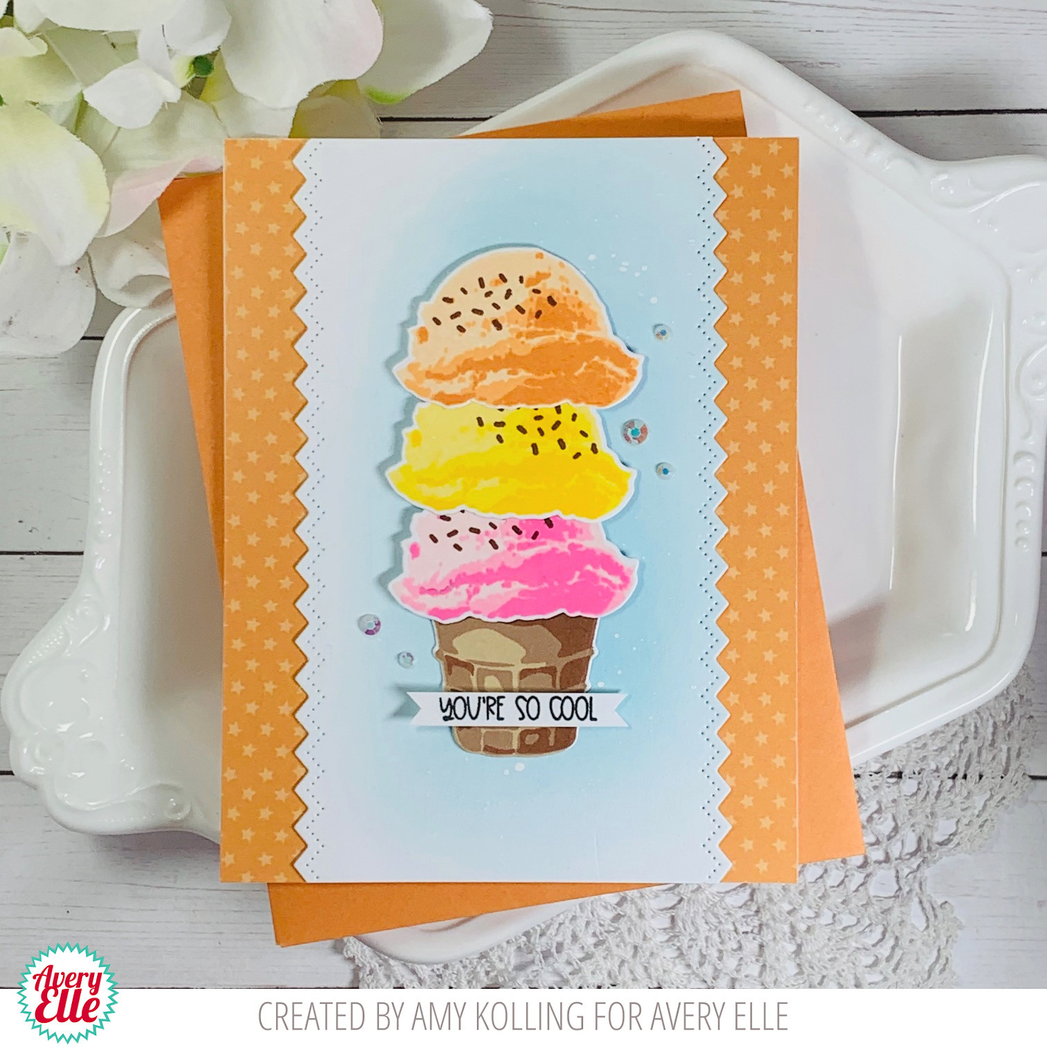 Layered Ice Cream