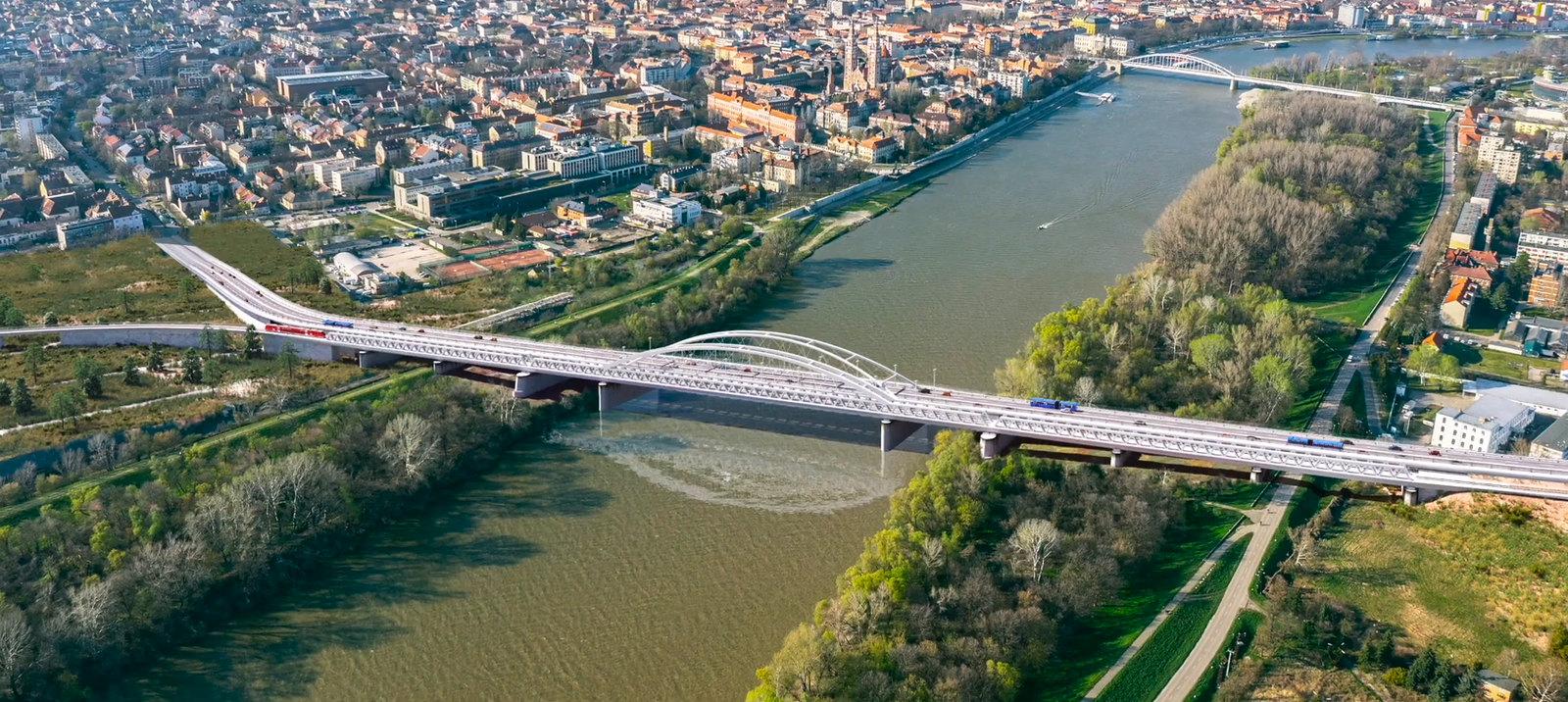 A harmadik híd úgy fog kinézni, mint az első