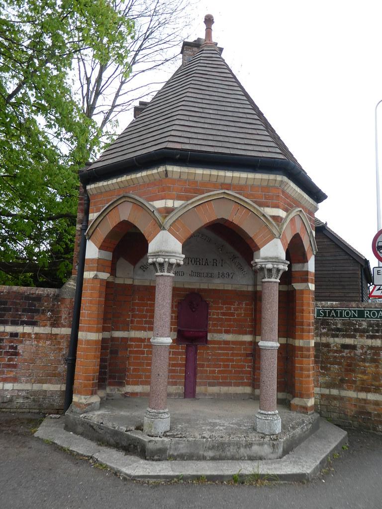 Jubilee Fountain, Woolhampton