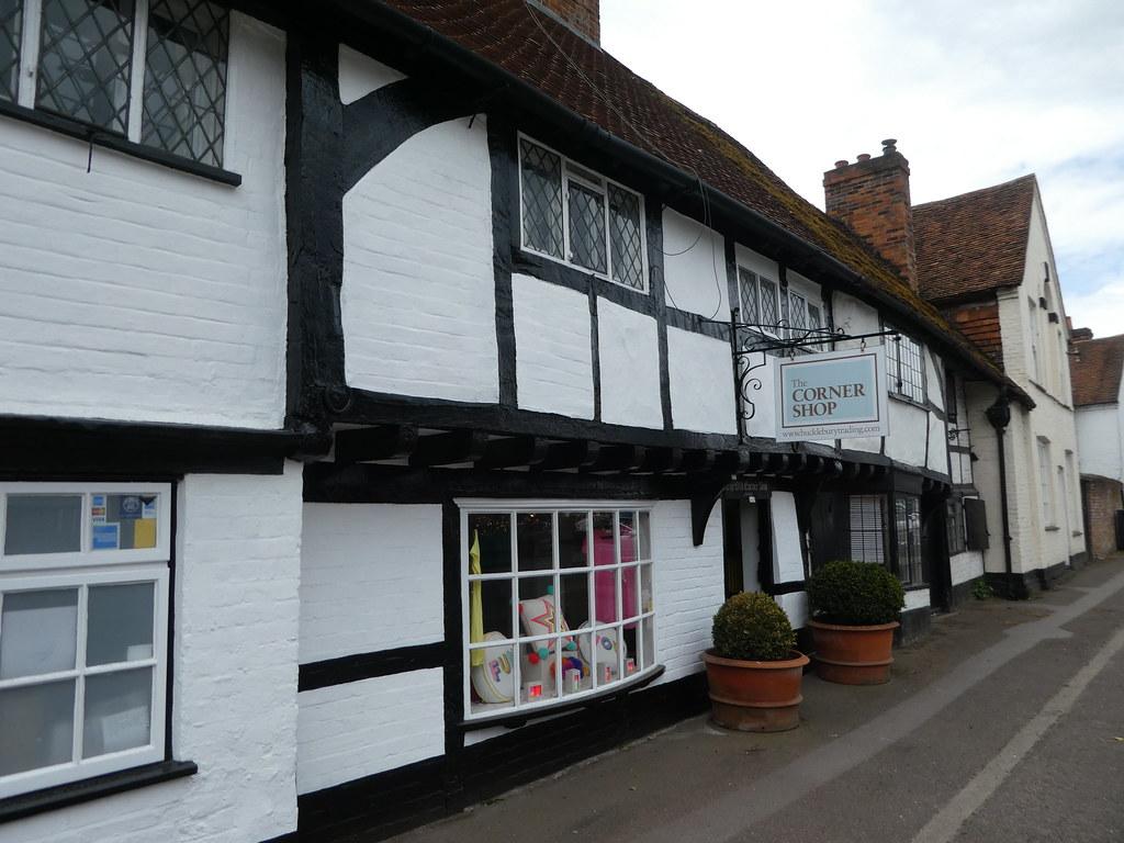 Corner Shop, Woolhampton
