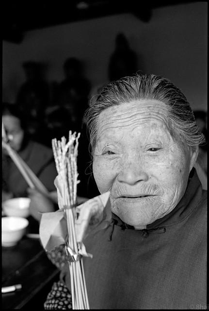 2011.04.19.[4] Zhejiang Dongtang Xinqiao village GoldenBuddha Temple's Festival xiaokang king March 17 lunar (second shooting) 浙江东塘镇新桥金佛寺三月十七小康王节(第二次拍摄)-19